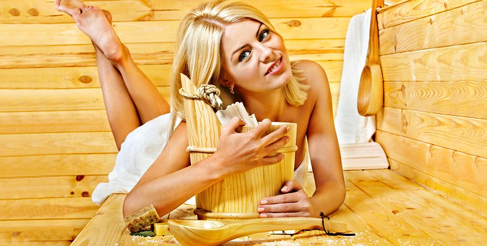 блондинка маша париться беззаботный стиль