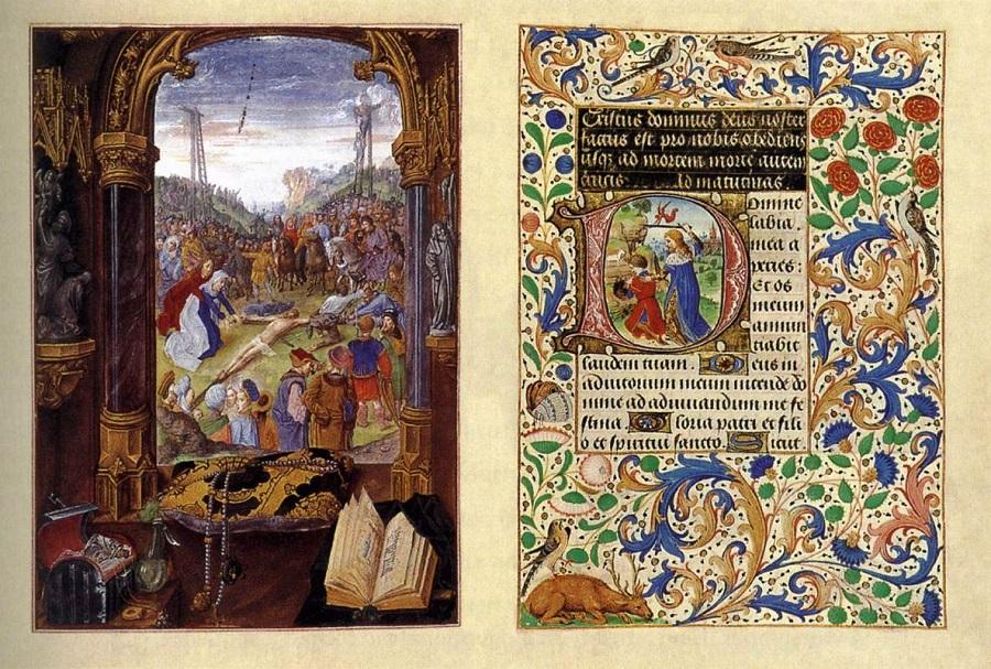 эта материал на котором в период средневековья писали книги думала, нас будет