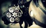 Фотоальбом «gun»