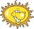 Солнце вещает