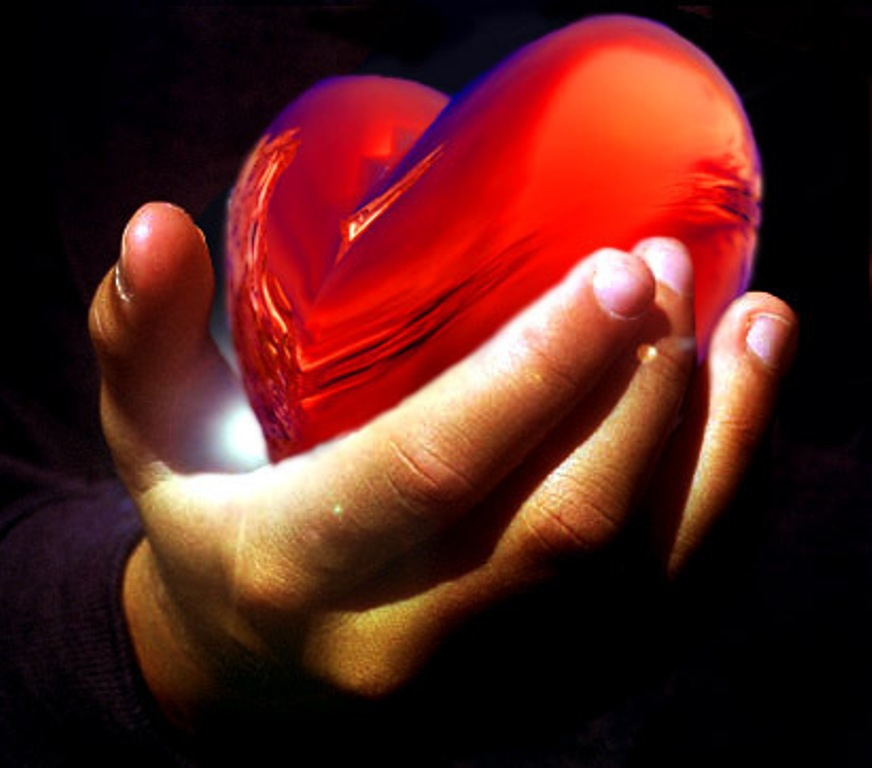 Открытки мое сердце в твоих руках, летием