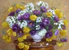 Изображение осенние цветы