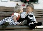 Нана. Детская дружба.