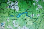 Чавкульское - карта