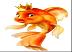 Золотая рыбка Подарок от автора Анна