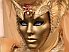 Золотая маска карнавала поэзии Подарок от автора Николай Бредихин