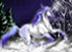 Зимний единорог Подарок от автора Татьяна Лоза
