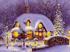 Новогодняя открытка Подарок от автора Татьяна Белонина