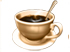 Чашечка кофе Подарок от автора civetta
