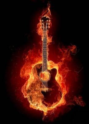 Страстная гитара