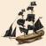 Кораблик Подарок от автора Регина