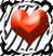 Мужское верное сердце :) Подарок от автора Валерий Цыбуленко