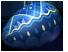 Синее с узорами Подарок от автора Якутянка
