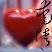 Сердечко Подарок от автора Любовь Гансгтера