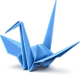 Синяя птица счастья!