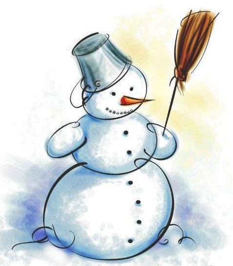 Да будет снег!