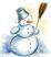 Да будет снег! Подарок от автора Ирина Луцкая