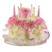 Цветочный торт Подарок от автора Нина Габель